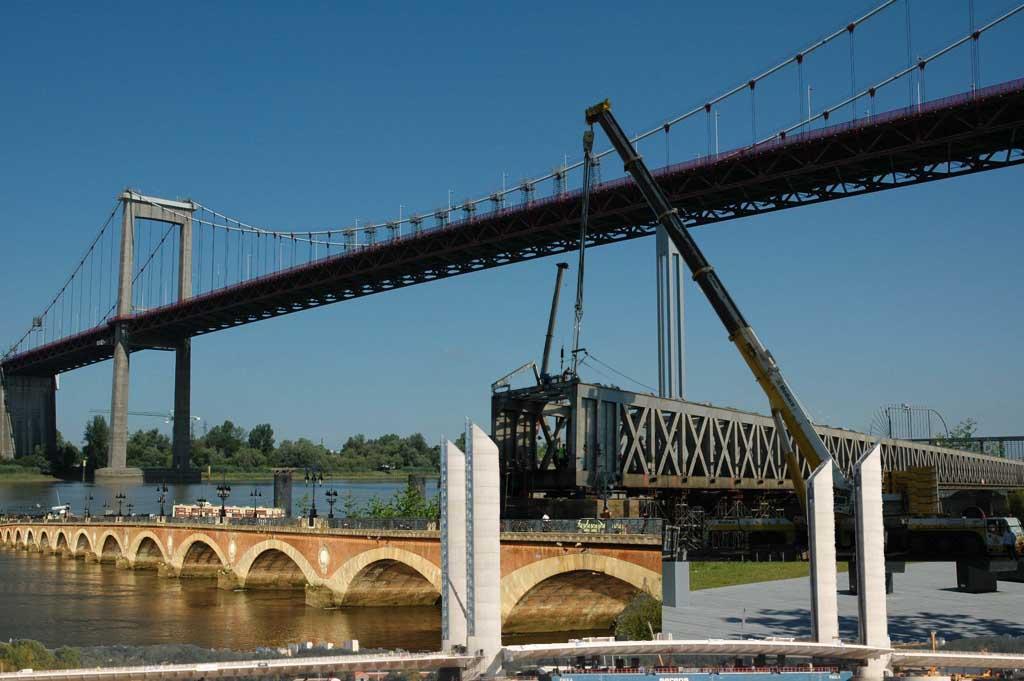 Les ponts de bordeaux - Les ponts de bordeaux ...