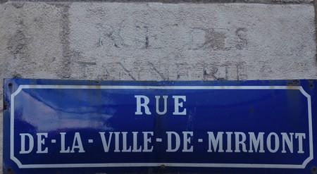 Rue De La Ville De Mirmont Bordeaux