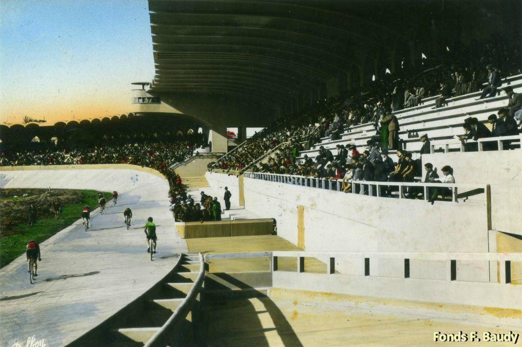 entrée stade velodrome